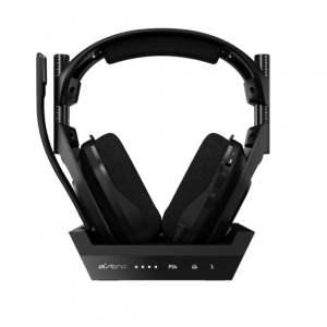 Astro A50 Headset Wireless + Base Station Cuffie Gaming